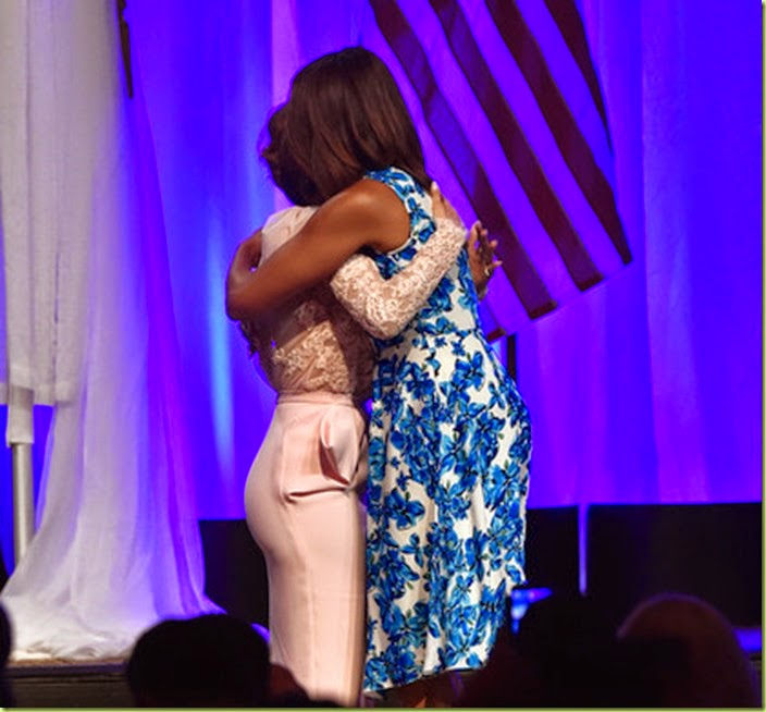 Michelle Obama LULAC NUVOtv Unity Luncheon ThWEHI87gdpl