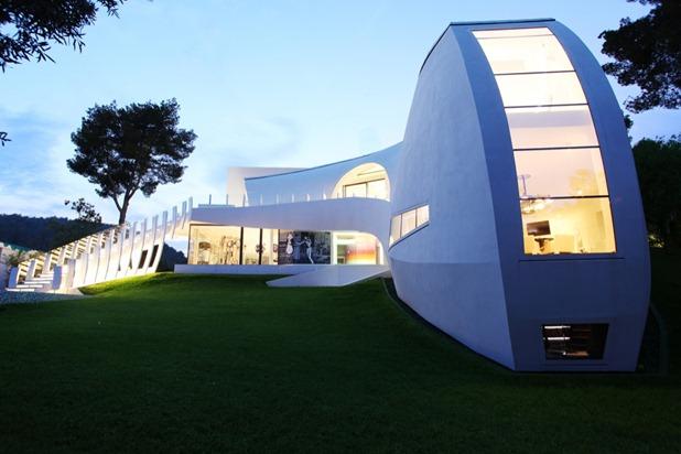 casa son vida by tec architecture & marcel wanders studio 1
