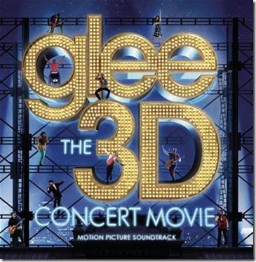 Glee3DMovieCD