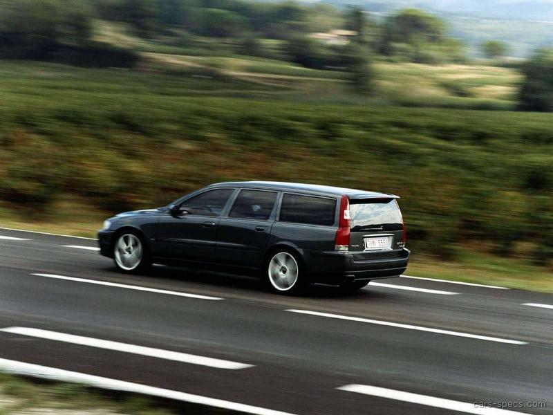 2004 Volvo V70 R Specifications, Pictures, Prices