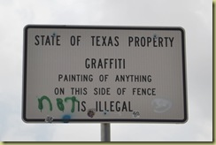Graffiti Notice