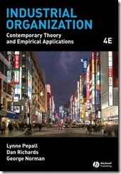 Solution Manual for Industrial Organization Contemporary Theory and Empirical Applications 4th Edition by Lynne Pepall Dan Richards George Norman