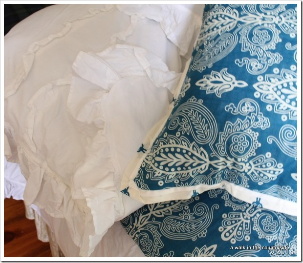 shabby chic comforter set and springmaid duvet set
