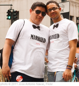 'Gay Marriages NYC' photo (c) 2011, Jose Antonio Navas - license: http://creativecommons.org/licenses/by/2.0/
