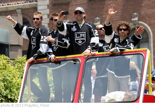 'LA Kings Victory Parade' photo (c) 2012, Prayitno - license: http://creativecommons.org/licenses/by/2.0/