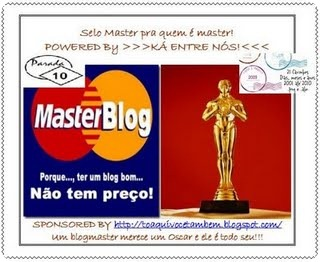 Selo MasterBlog