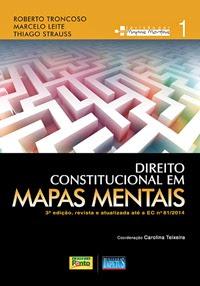 Direito Constitucional em Mapas Mentais..