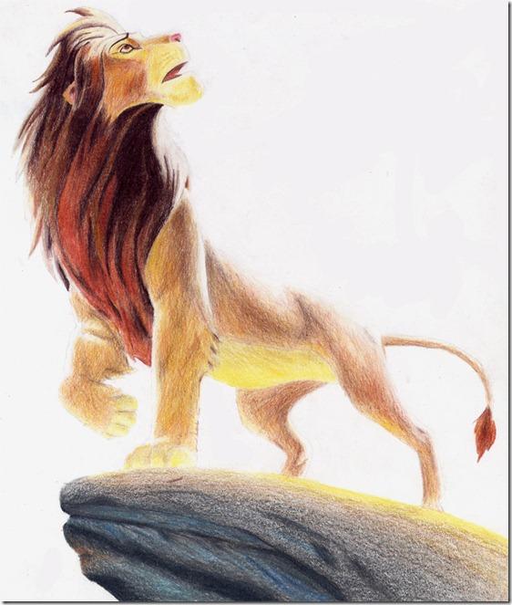El Rey León,The Lion King,Simba (13)