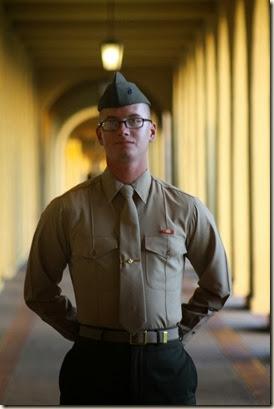 Marine Graduation 132