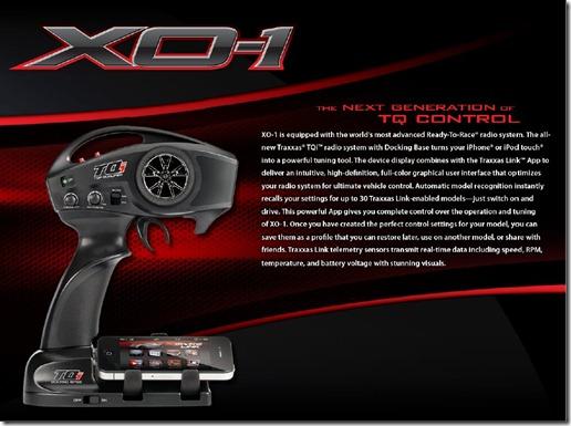Traxxas XO-4