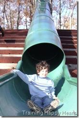 wwi memorial park slide