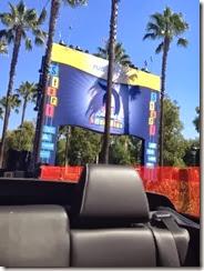 Disneyland Half Marathon Start Line
