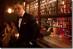 Skyfall Bond James Bond 3