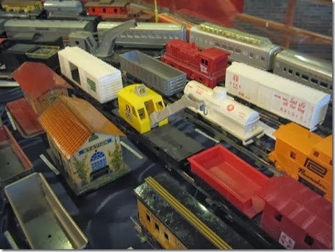 Donald Gorsuch Collection of Vintage Model Trains