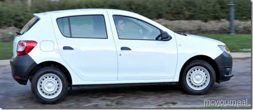 Dacia Sandero Access 04