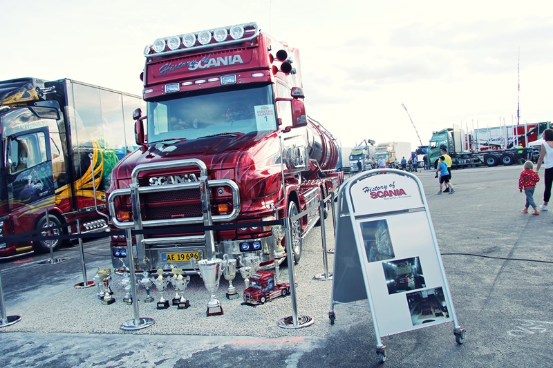 history of Scania
