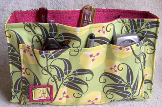 Purse organizer Purse organizer recipe | The Giving Flower
