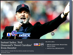 Instant Index Neil Diamond's 'Sweet Caroline' Even Sweeter  Video - ABC News -_2013-04-26_19-37-04