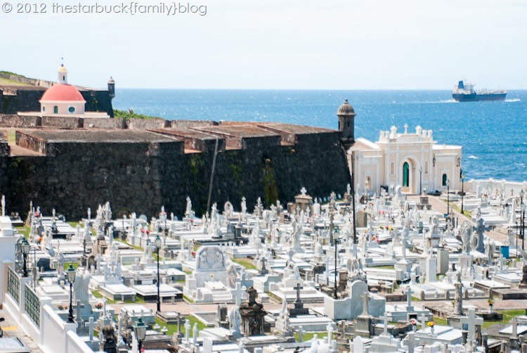 Fort El Morro and Cemetery San Juan blog-2