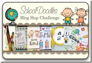 School Doodles Blog Hop Challenge