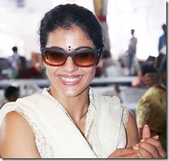 kajol-without makeup