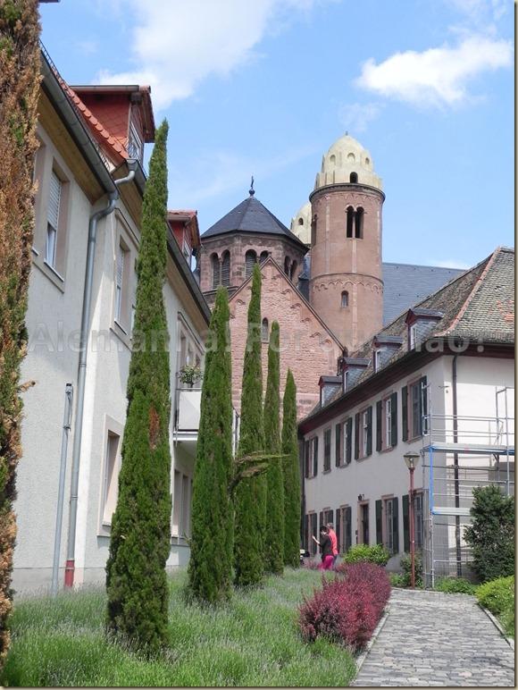 Worms Dominikanerkloster St. Paulus