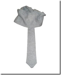 cachecol gravata