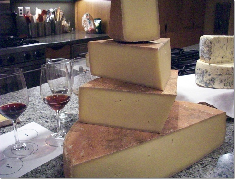 Wine and Cheese class 021