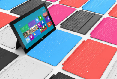 Microsoft surface390