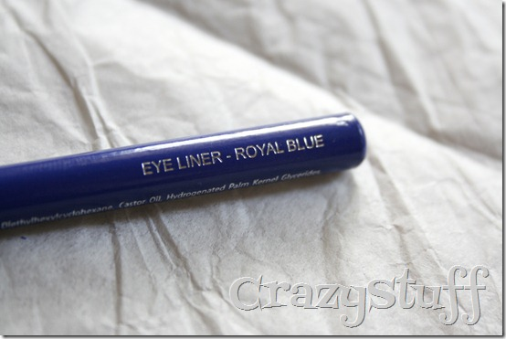 creion de ochi royal blue