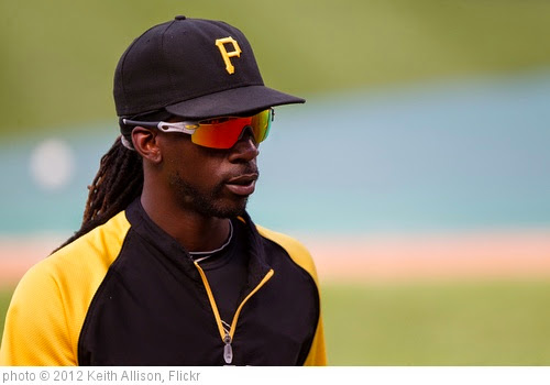'Andrew McCutchen' photo (c) 2012, Keith Allison - license: https://creativecommons.org/licenses/by-sa/2.0/