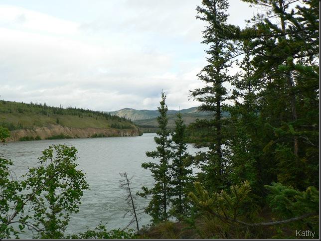 Yukon River - 5 Finger Rapids