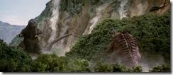 Godzilla GMK HD vs Baragon