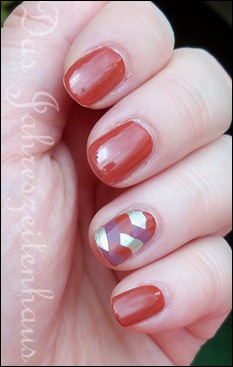 fishtail braid nail 3