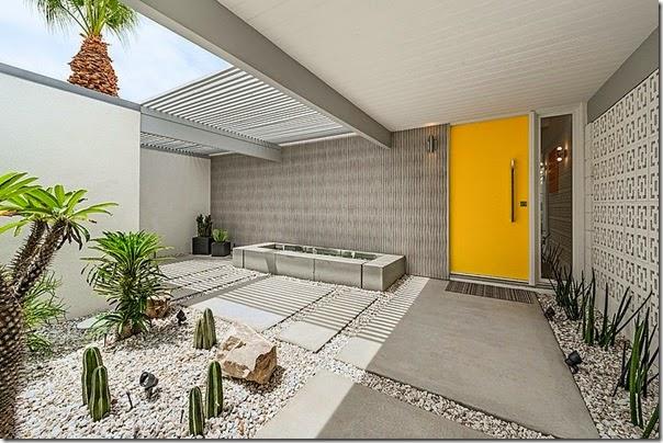 case e interni - villa anni 50 Palm Spring ristrutturazione(2)