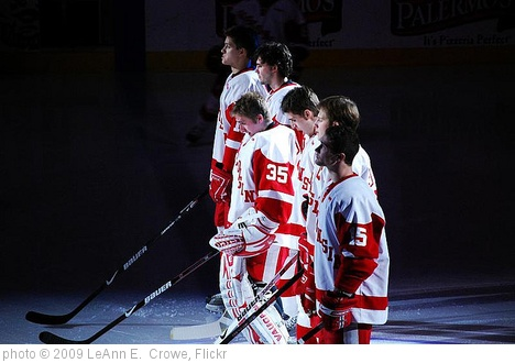 'Badger Hockey - 1/2/09' photo (c) 2009, LeAnn E.  Crowe - license: http://creativecommons.org/licenses/by/2.0/