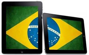 Apple iPad Brasileiro