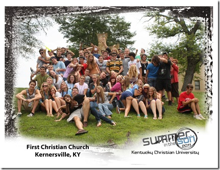 first christian church kernersville silly  nc copy