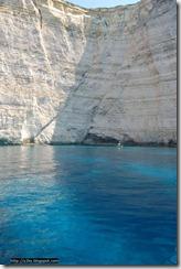 Le stupende scogliere di Gozo