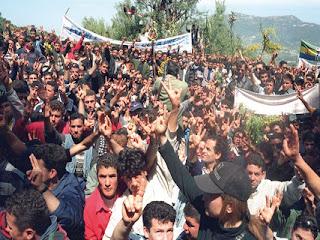 à une semaine de la célébration du printemps amazigh,20 Avril : la Kabylie se prépare