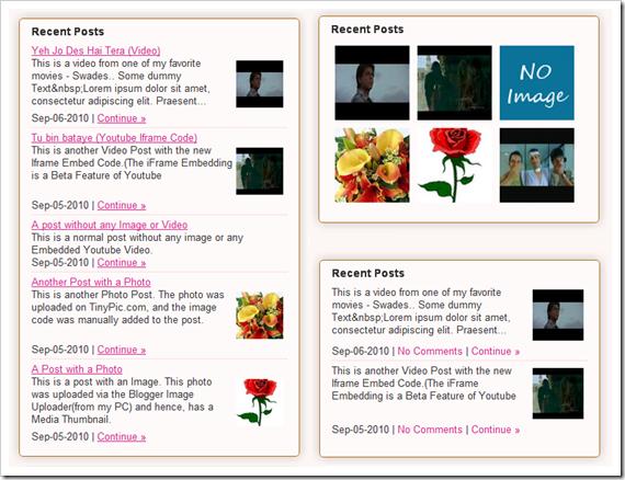 cara-memasang-widget recent-post-dengan-gambar-thumbnails-di-blogspot