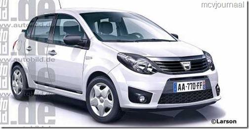 Dacia Citadine