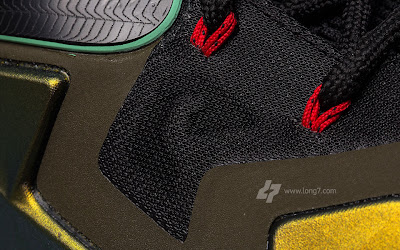 nike lebron 11 gr army slate 9 19 parachute gold Nike LeBron XI is Coming out on October 12th. New pics!