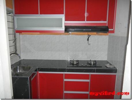 Kabinet Dapur 3G High Gloss 3