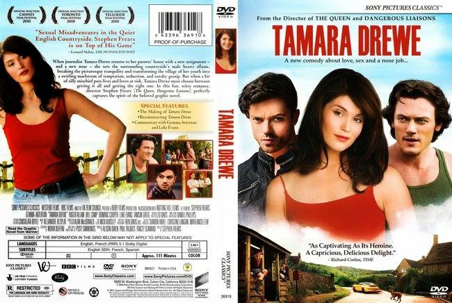 Tamara Drewe – Castellano – DVD9