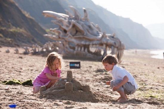 Esqueleto de dragão 04