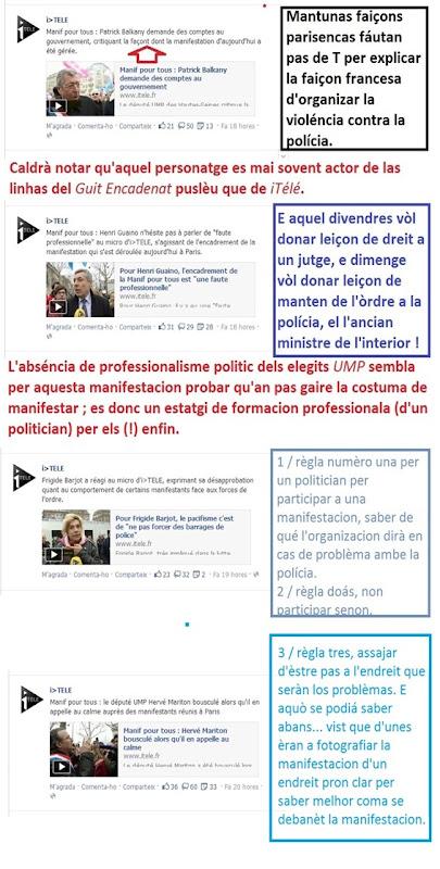 La polícia contra la dreita nacionalista francesa 5