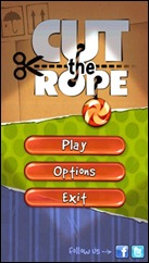 Cut the Rope for Symbian