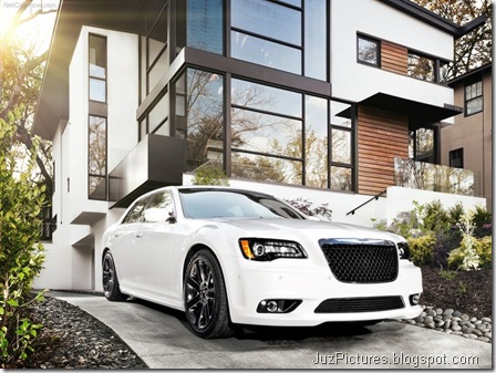 Chrysler 300 SRT86