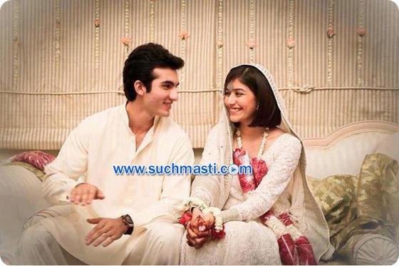 Syra & Shehroz Nikah2